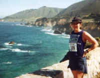 1st Marathon Big Sur 2000 - MBM Mentor Studied How Long Distance Running Affects Women's Lives: Introducing Alison Boudreau, Ph.D.