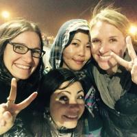 Beijing - Saybrook students find community and inspiration on the other side of the world