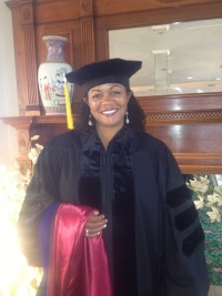 Dr. LaVera Forbes at School of Mind-Body Medicine Graduation