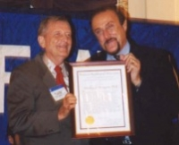 Stanlely%20Krippner%20receives%20award - Stanley Krippner to receive the APA's award for distinguished lifetime contributions to humanistic psychology