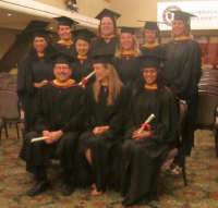 The%20Graduates%20August%202012 - College of Mind-Body Medicine at Saybrook University Graduates Fourteen with MS Degree