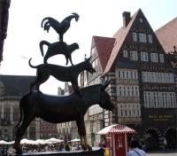 Statue of the Bremen Town Musicians