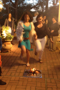 Persian Fire Ceremony March 2014 in Bay Area