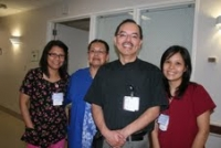 photo%20at%20hospital - MBM Student Participates in End of Life Research: Introducing Frank Munoz
