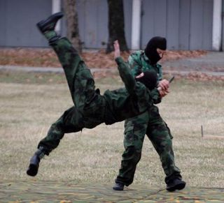 Military_of_Montenegro_training2