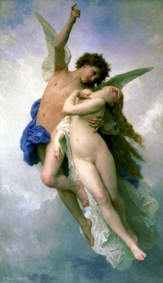 Psyche in love