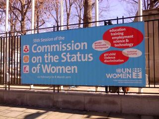 UN Commission on the Status of Women
