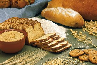 Breads and grains