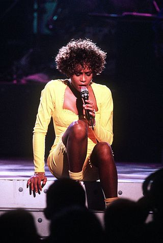 Whitney Houston Welcome Heroes 8