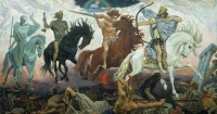 "Apocalypse vasnetsov - The 21st century suffers from an ""existential famine"""