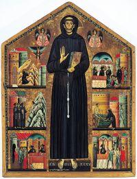 Bonaventura Berlingieri   St Francis of Assisi - A Healing Curiosity