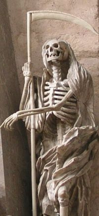 CathedralOfTrier Skeleton - Who Decides Death?