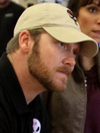 Chris Kyle in 2012