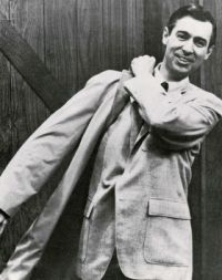 Fred Rogers%2C late 1960s - The paradox of servant leadership in the classroom and therapy office