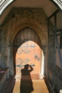 Ghost in the doorway   geograph.org .uk   1057050 - Kwishin?