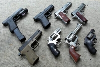 Handgun collection - A Brief Phenomenological Account of the Shooting Spree