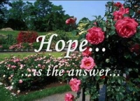 Hope is the Answer