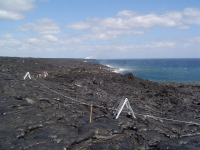 Lava on the Big Island. Photo by Atelier Joly.