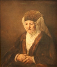 Rembrandt%20Old%20Woman - Honoring menopause