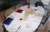 Seder Table%20wiki - In Every Generation