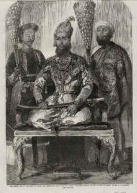 Carpenter's (1857) The Eldest Son of the King of Delhi.