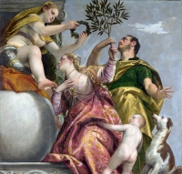 Paolo Veronese's Happy Union (c. 1575)