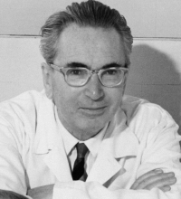 Viktor Frankl. Photo from Prof. Dr. Franz Vesely.