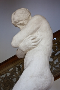 Rodin's Eve After the Fall
