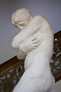 WLANL   MicheleLovesArt   Museum Boijmans Van Beuningen   Eva na de zondeval%2C Rodin - Covering and Unconvering Shame in the Therapeutic Relationship