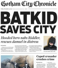 Zap! Pow! Bam! Being!: Batkid, Cirque du Soleil, and the Soul of a City