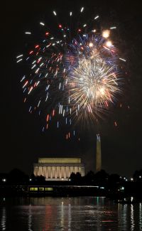 fireworks - America: Land of the Free, Home of the Brave?