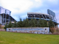 Beaver Stadium at Penn State University