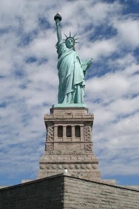 statue%20of%20liberty - The Death of the American Dream
