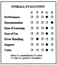 61511 performance evaluation - Performance Evaluations That Can't Deal with Ambiguity, Can't Deal with Reality