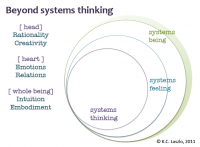 72511 systems being - From Systems Thinking to Systems Being