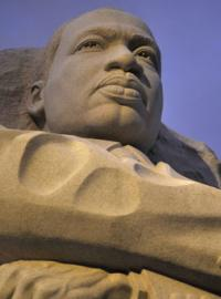 "90511 mlk - ""Set in Stone"": A Look at Martin Luther King's Message"