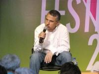Photo of Thomas L. Friedman courtesy of The Aspen Times.