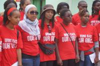 BringBackOurGirls March Picture - Seeing Beyond Boundaries that Divide Us in Our Quest for Social Justice for ALL – Part 1