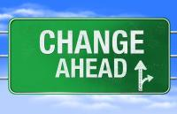 Change Ahead Sign - Four Tests for Assessing the Case for Change