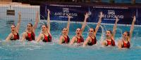 Open Make Up For Ever 2013   Team   France   13 - It's A lot Like Synchronized Swimming