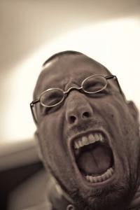 Scream crosathorian - Bringing an organizational lens to the complex issue of abrasive leadership
