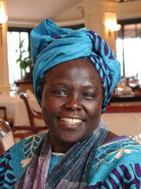 Wangari Muta Maathai - Wangari Muta Maathai (1940-2011): A Role Model of Ethical Leadership, Integrity, and Social Responsibility
