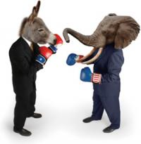 donkey vs elephant - The Polarizing Effects of Avoiding Uncertainty
