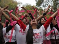 one billion rising delhi3 600x450 - One Billion Rising: A Global Call to End Violence Against Girls and Women