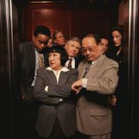 people in elevators - Innovation as Tension Resolution