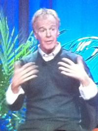 Photo of Peter Senge courtesy of Aimee C. Juarez