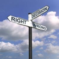 rightorwrong - On Making Choices and Moral Courage