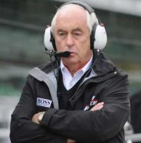 Photo of Roger Penske courtesy of IndyMotorSpeedway.com