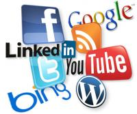 social media seo logos - Social Media Gives Wings to Our Aspiration