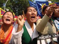tibetans protest hu - Culture Clash: China and the Plight of the Tibetan People